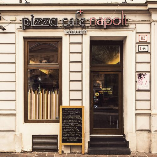 Pizza Cafe Napoli